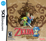 Legend of Zelda: Phantom Hourglass, The (Nintendo DS)